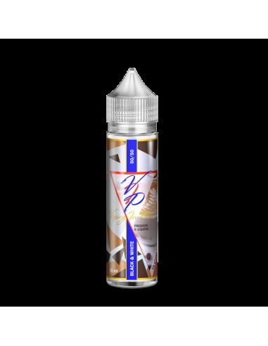 E-liquide Black and White 50 ml -...