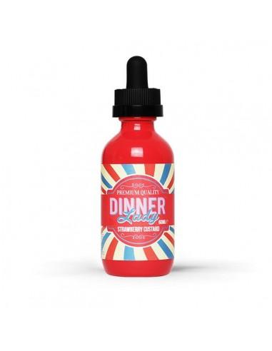 E-liquide Strawberry Custard 50 ml -...