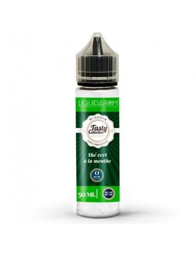 E-liquide Thé vert à la menthe 50 ml...
