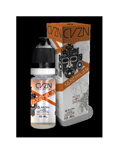 E-liquide Yaxchilan 10 ml - Civilization