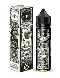 E-liquide Crème brulée 50ml...