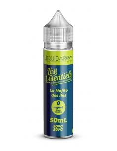 E-liquide Mojito des Iles...