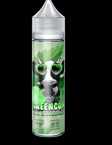 E-liquide Green Gum 50 ml - Cookers