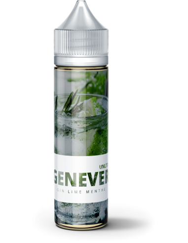 E-liquide Genever UNLTD 50 ml - Cookers