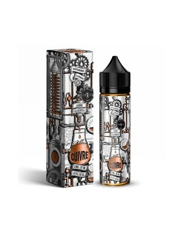 E-liquide Cuivre 50ml - by Curieux