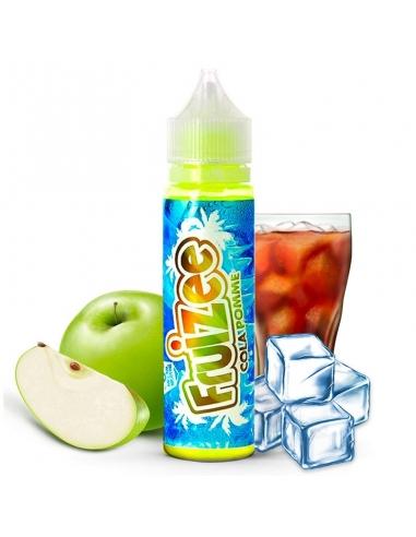 E-liquide Cola Pomme 50 ml - Fruizee