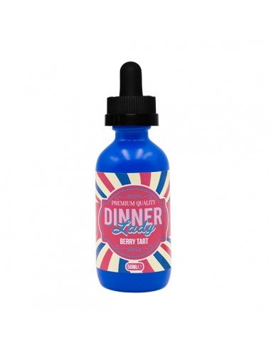 E-liquide Berry Tart 50 ml - Dinner Lady