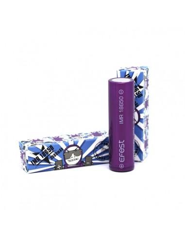 Accu Efest Purple IMR 18650 3500mah 20A