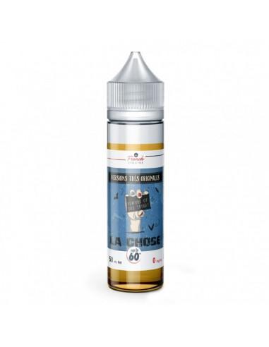 E-liquide La Chose 50 ml - Le French...