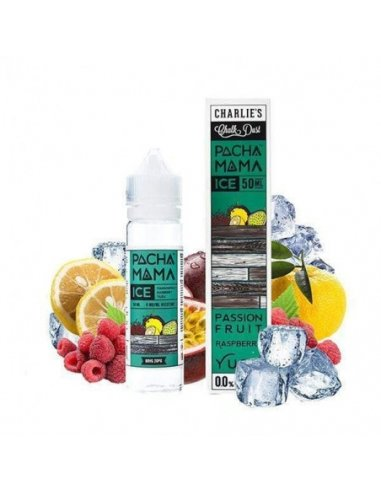 E-liquide Passion Fruit Rapsberry...