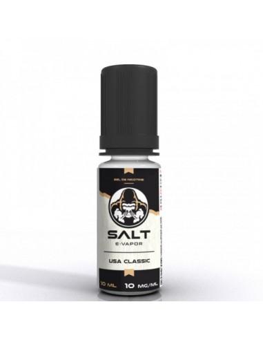 E-liquide USA Classic 10 ml - Salt...
