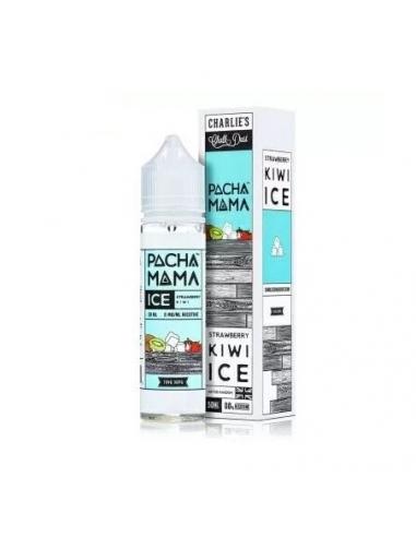 E-liquide Strawberry Kiwi Ice 50ml...