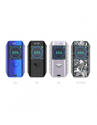 Box Edge 200w Digiflavor