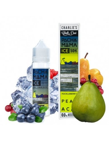 E-liquide Huckleberry Pear Acai Ice...