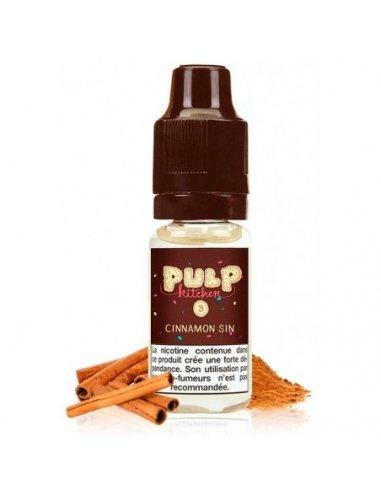E-liquide Cinnamon Sin 10ml - Pulp...