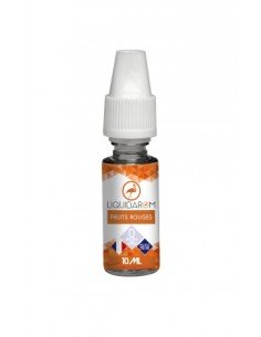 E-liquide Fruits rouges 10...