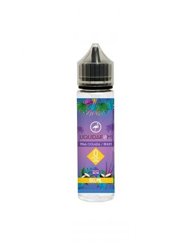 E-liquide Pina colada rhum 50 ml -...