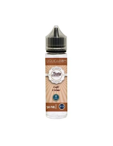 E-liquide Café crème 50 ml - Tasty