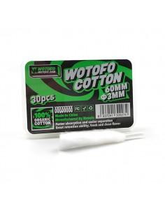 Coton organique Agleted 3mm...