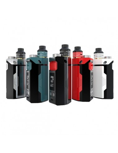Kit RDTA Box Triple iJoy