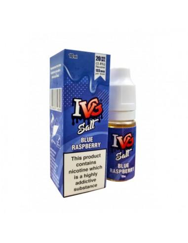 E-liquide Blue Raspberry 10ml Nic...
