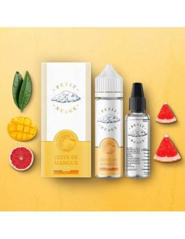 E-Liquide Zeste de mangue 60ml -...