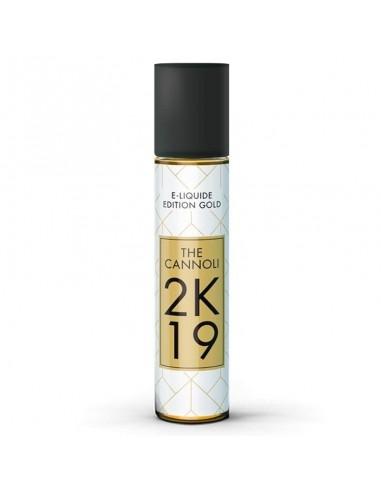 E-liquide The Cannoli 50ml - 2K19