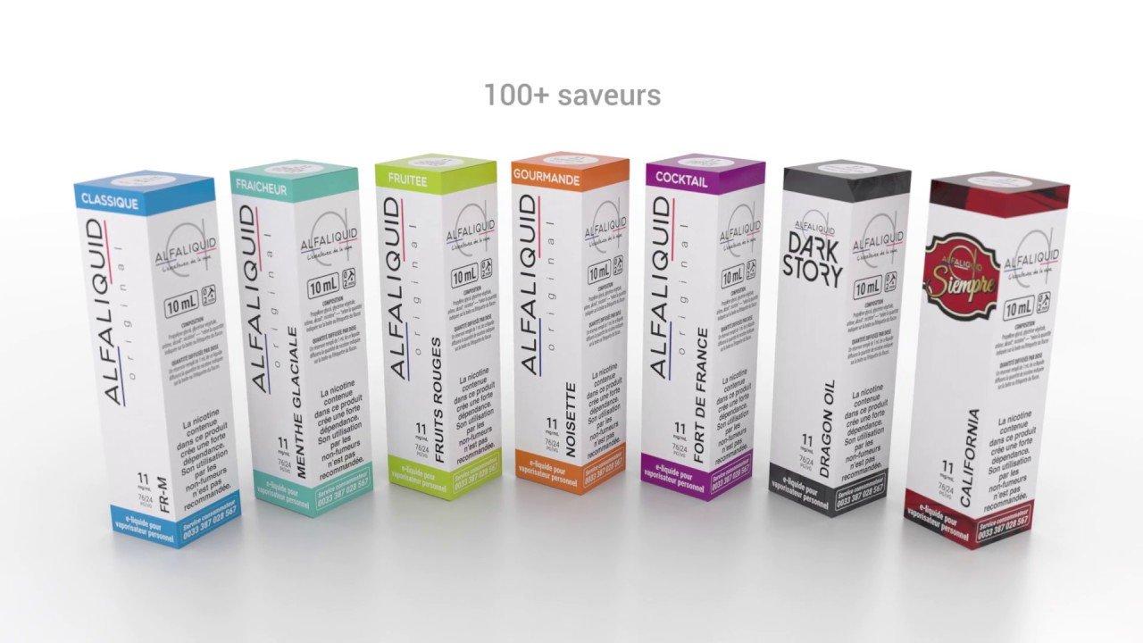 E-liquide Licorne