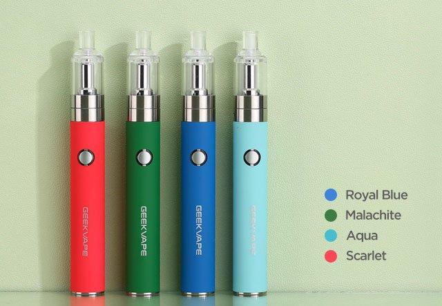 couleur ecigarette g18
