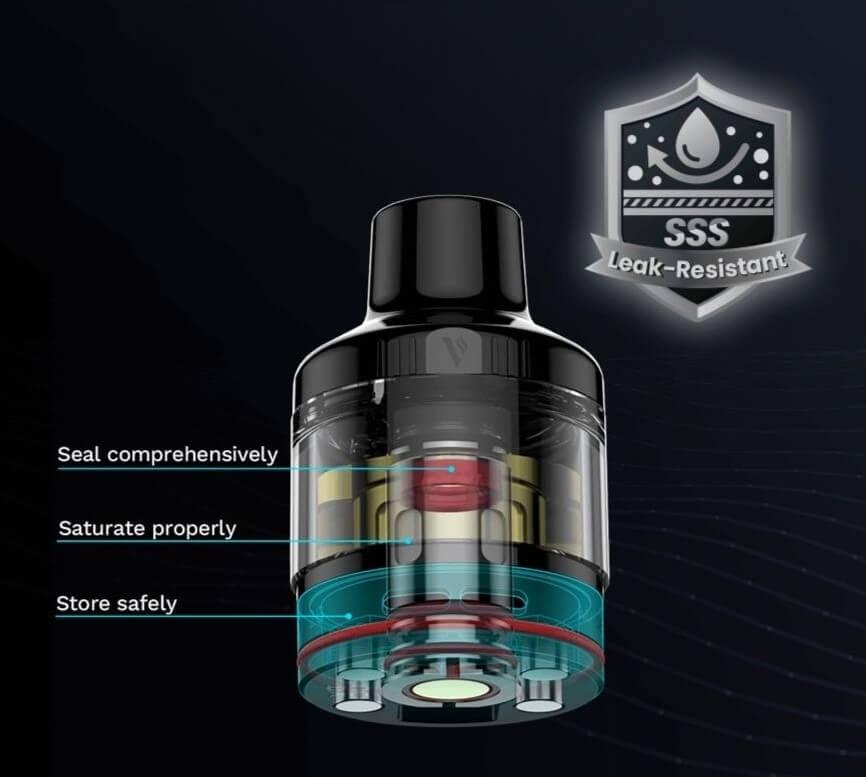 Cartouche GTX Go 26 antifuite