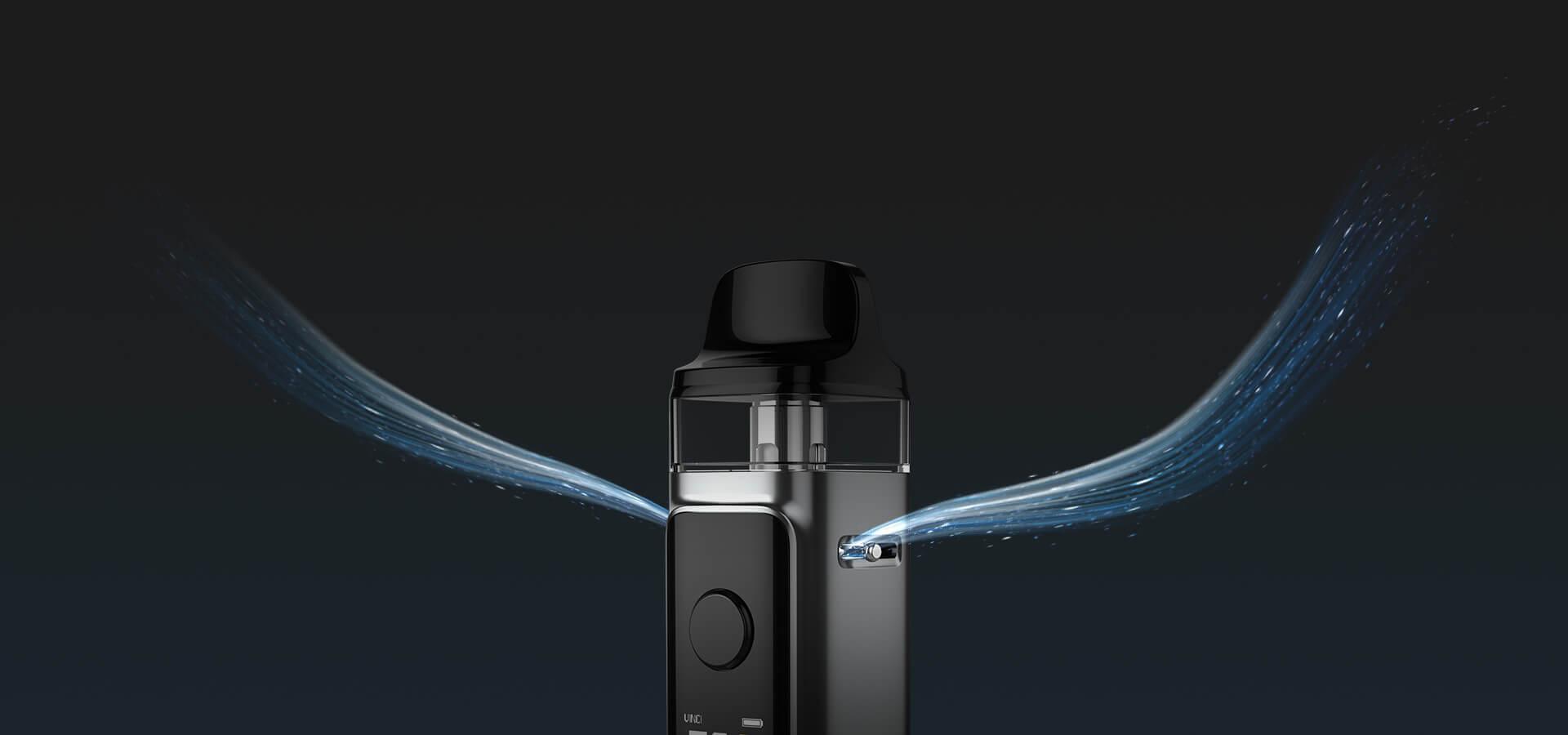 Kit Vinci 2 airflow