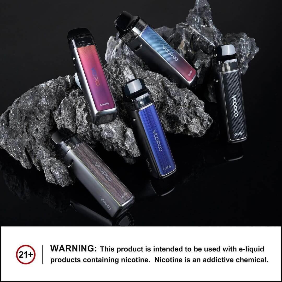 cigarette électronique de poche Vinci 2